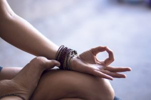 Padmasana la Posture du Lotus Yoga Méditation Pranayama