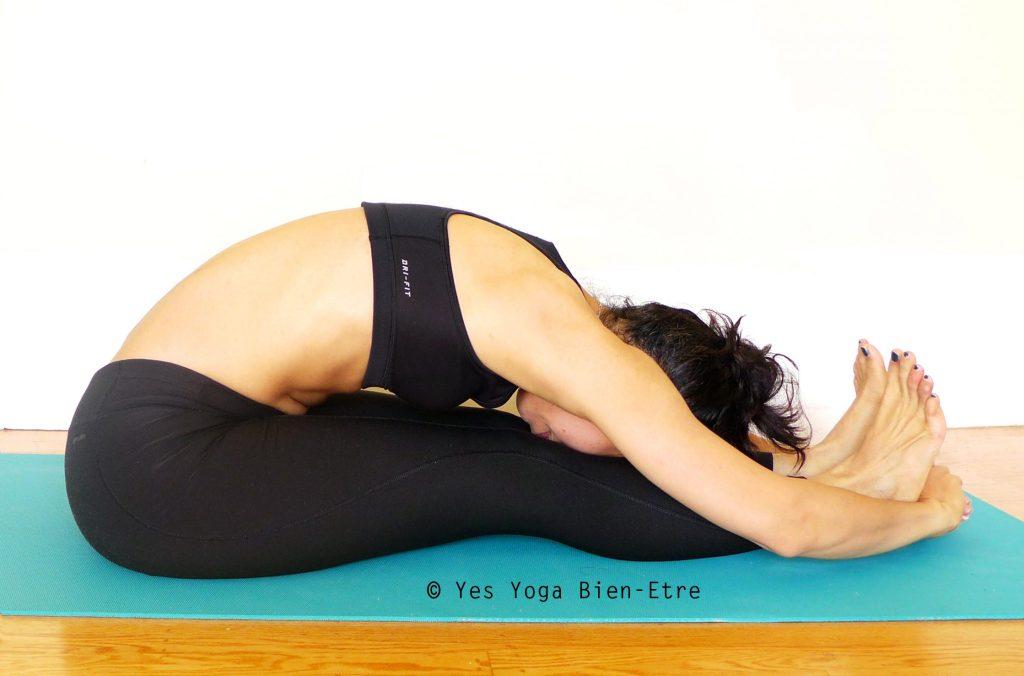 Pascimottanasana la Flexion Avant Assise ou la Pince Yes Yoga Bien Etre