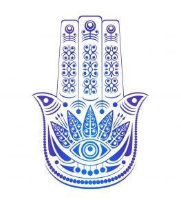 oeil protection talisman