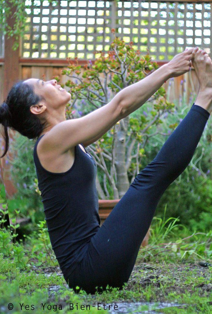 Ubhaya Padangusthasana la posture des 2 gros orteils yes yoga bien etre dans mon jardin