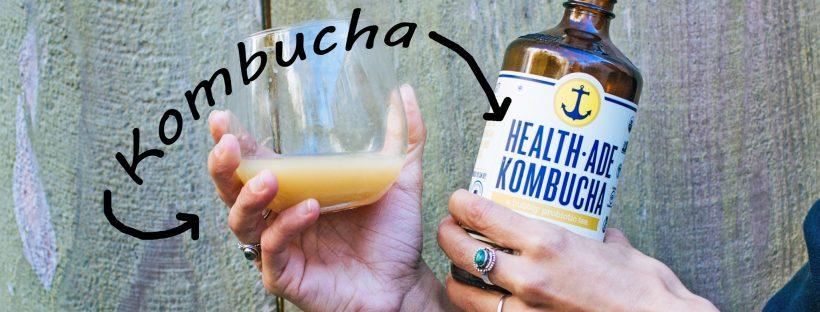 C'est quoi le kombucha? Yes Yoga Bien Etre