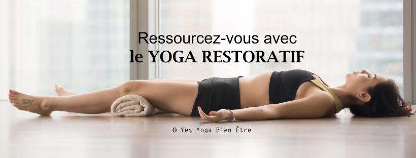 yoga restoratif anti stress