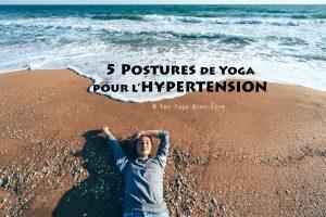 Postures Yoga Hypertension