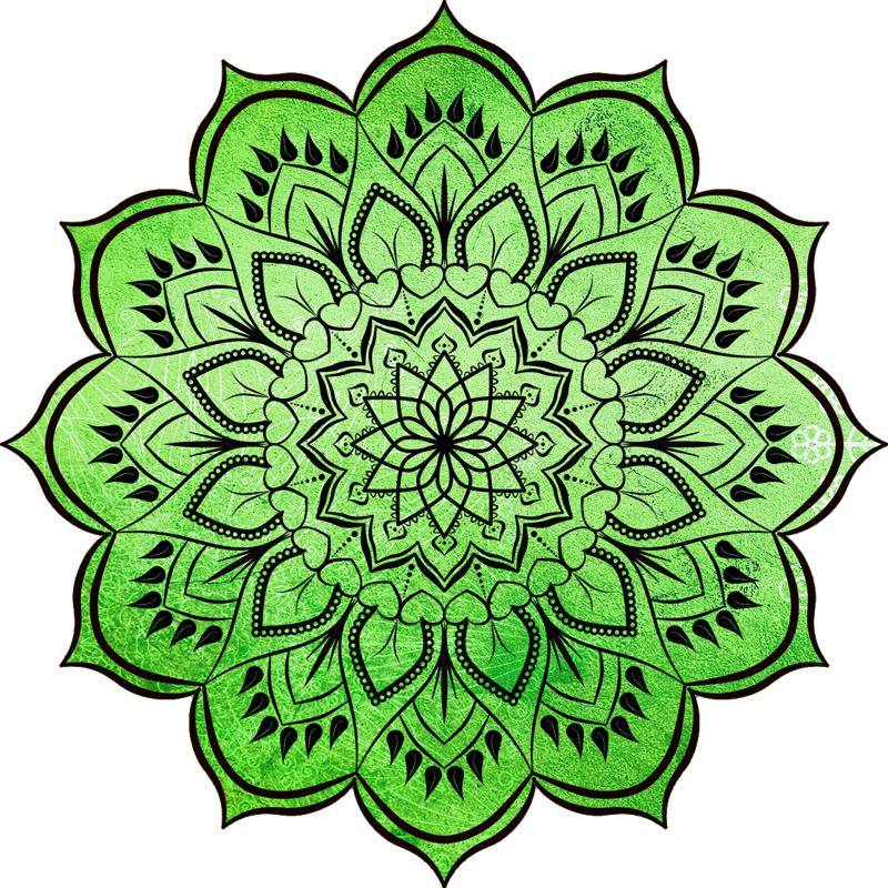 Mandala Vert - Articles sur le Yoga, la méditation, le Reiki, le chamanisme, le pranayama, les rituels