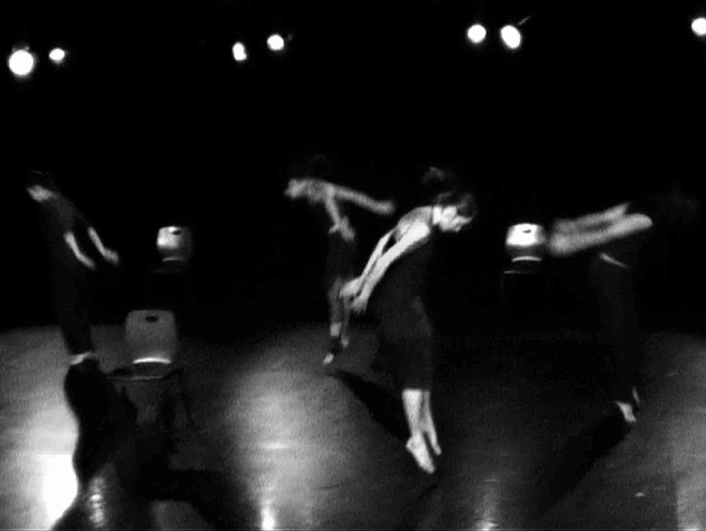 danseuses de la compagnie DKdanse au festival Mouvement Esthétique Pulsion - Paris