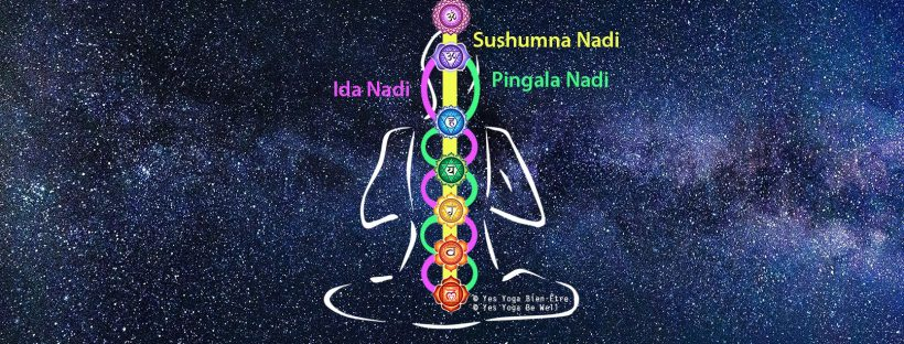Nadis énergie Yoga